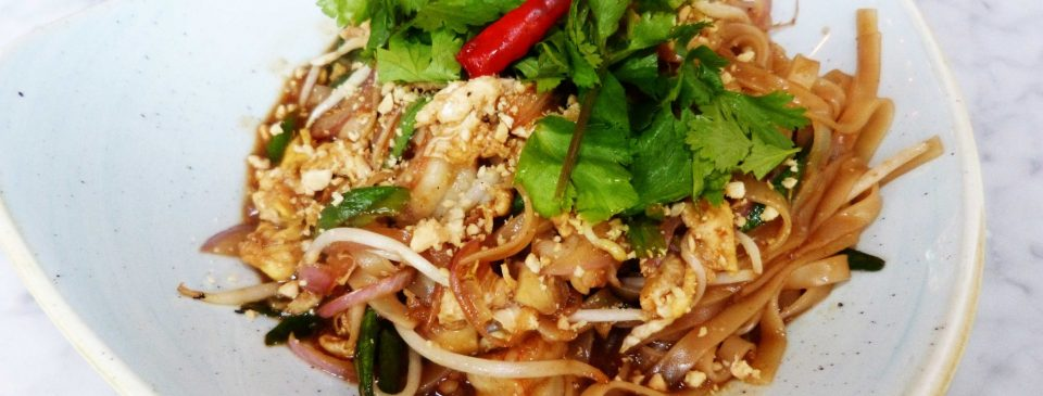 Las recetas de Sushita: Pad Thai