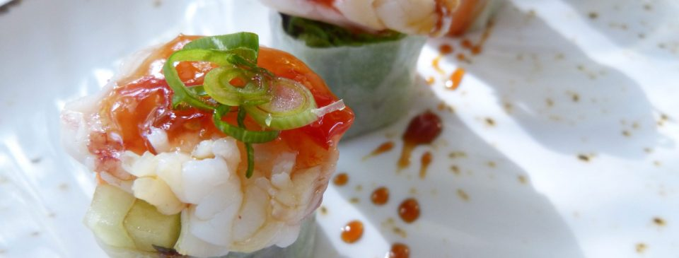 Las recetas de Sushita: Springroll