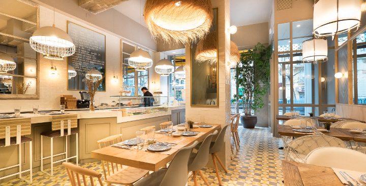 Restaurante Sushita café en Alberto Aguilera 52, 918259127