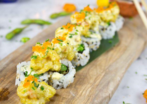 bogavante roll sushita