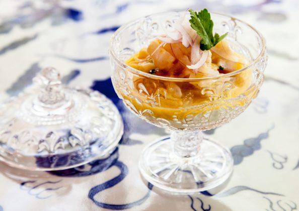 plato cerviche sushita